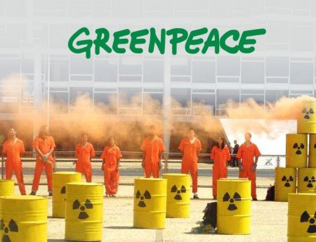Website Redesign for Greenpeace