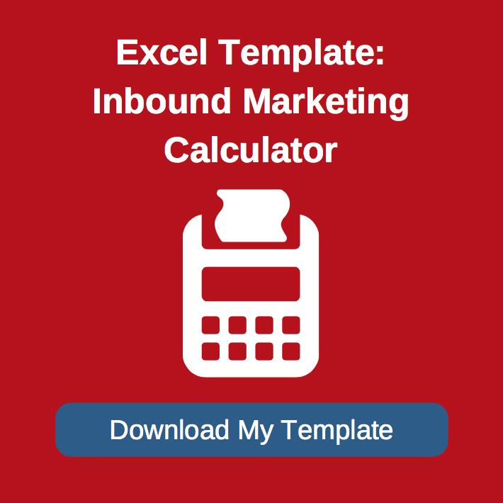 inbound marketing calculator