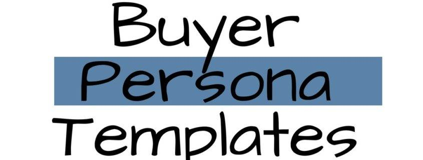 buyer persona template download