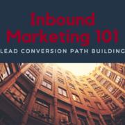 inbound 101 - lead conversion process
