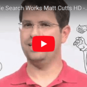 matt Cuts google search engine ranking