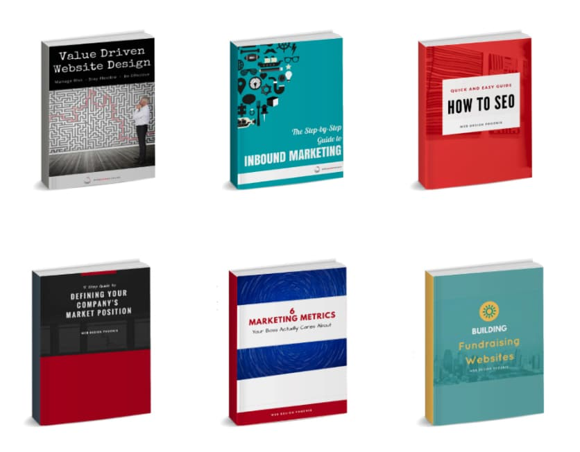 Web design phoenix ebooks