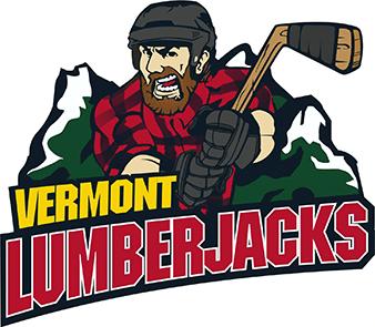 Vermont lumberjacks hockey logo