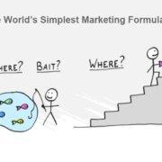simplest marketing formula