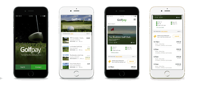 golfpay text messaging