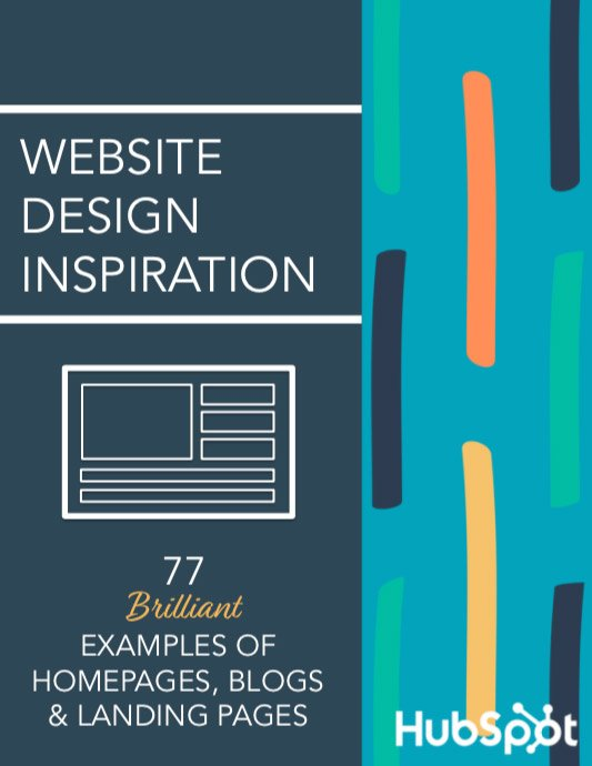 web site design examples ebook
