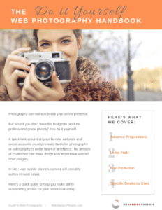 Web Photography Handbook