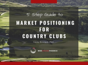 ebook market positioning for country clubs