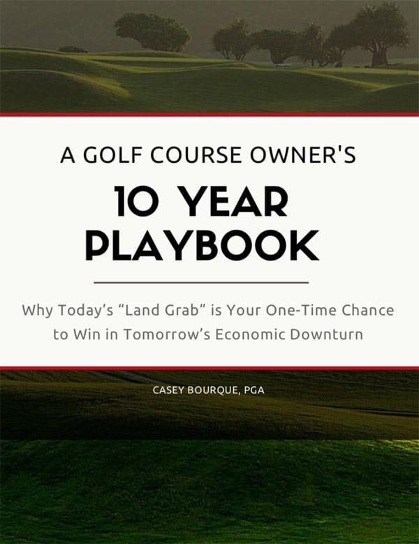 golf course owner playbook
