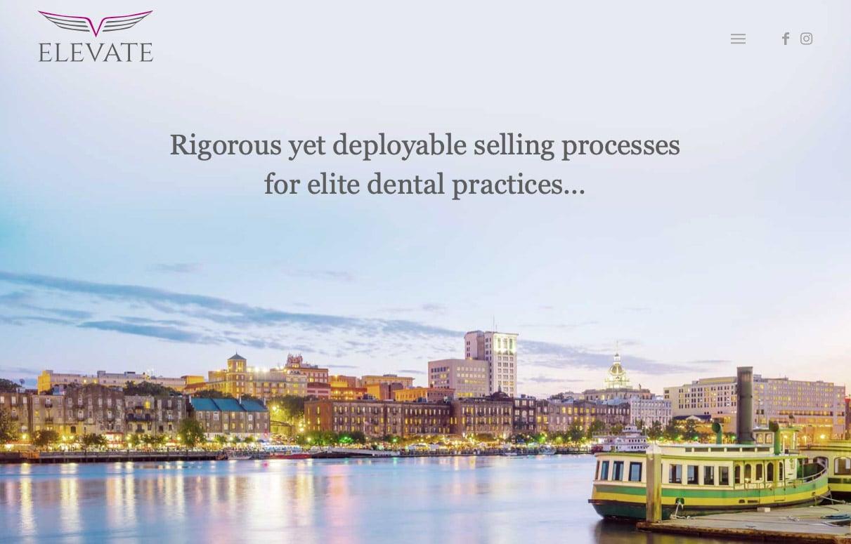 elevate practice consulting